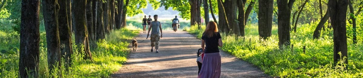 Salida al aire libre con sillita Maclaren globetrotter y el sistema antivuelco de carritos de paseo PONNY de Ponnyshop